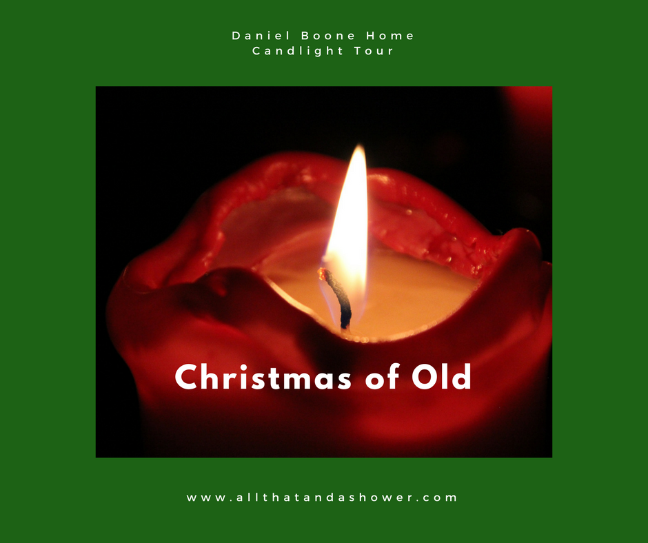 Christmas of Old - Experience Christmas in the 1800s